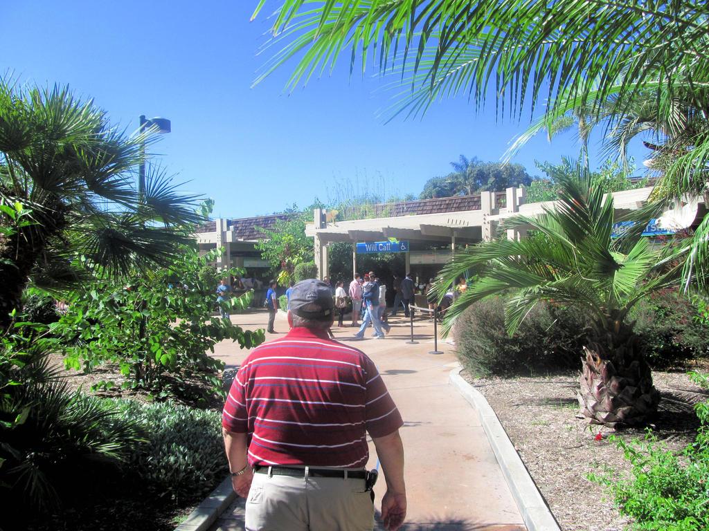 San Diego Zoo Main Entrance by BigMac1212
