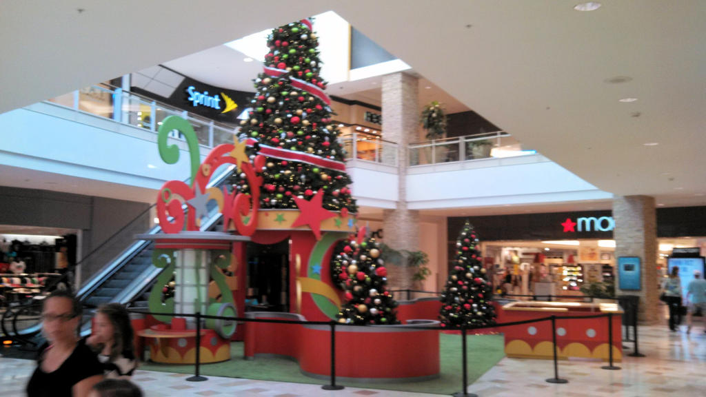 2013 Christmas Tree At Chandler Fashion Center By
