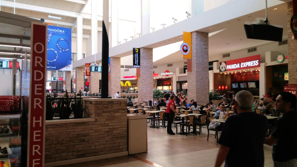 Chandler Mall Food Court Restaurants