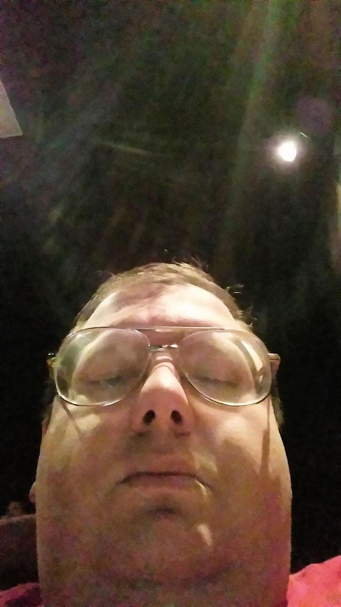 Harkins Selfie by BigMac1212