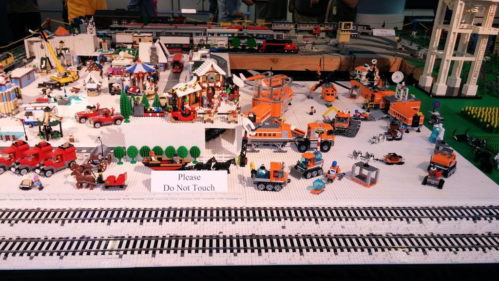 Lego City 1 by BigMac1212