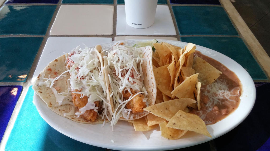 Rubio 39 s famous fish tacos meal by bigmac1212 on deviantart for Rubios fish tacos