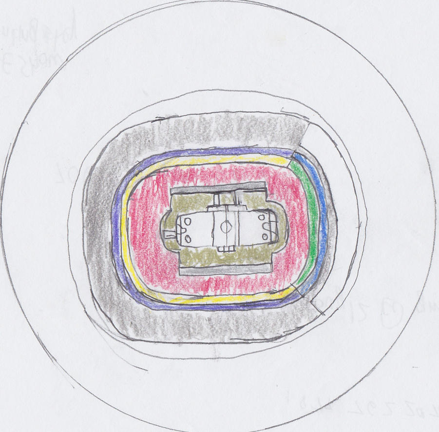 Circular Hockey Arena by BigMac1212