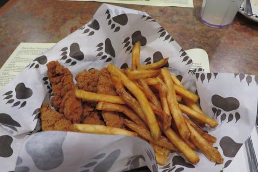 Black Bear Diner's Chicken Strips