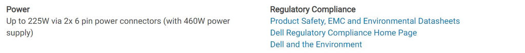 My 2020 Dell XPS Specs 2