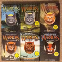 4th hard copy collection of warriors complete