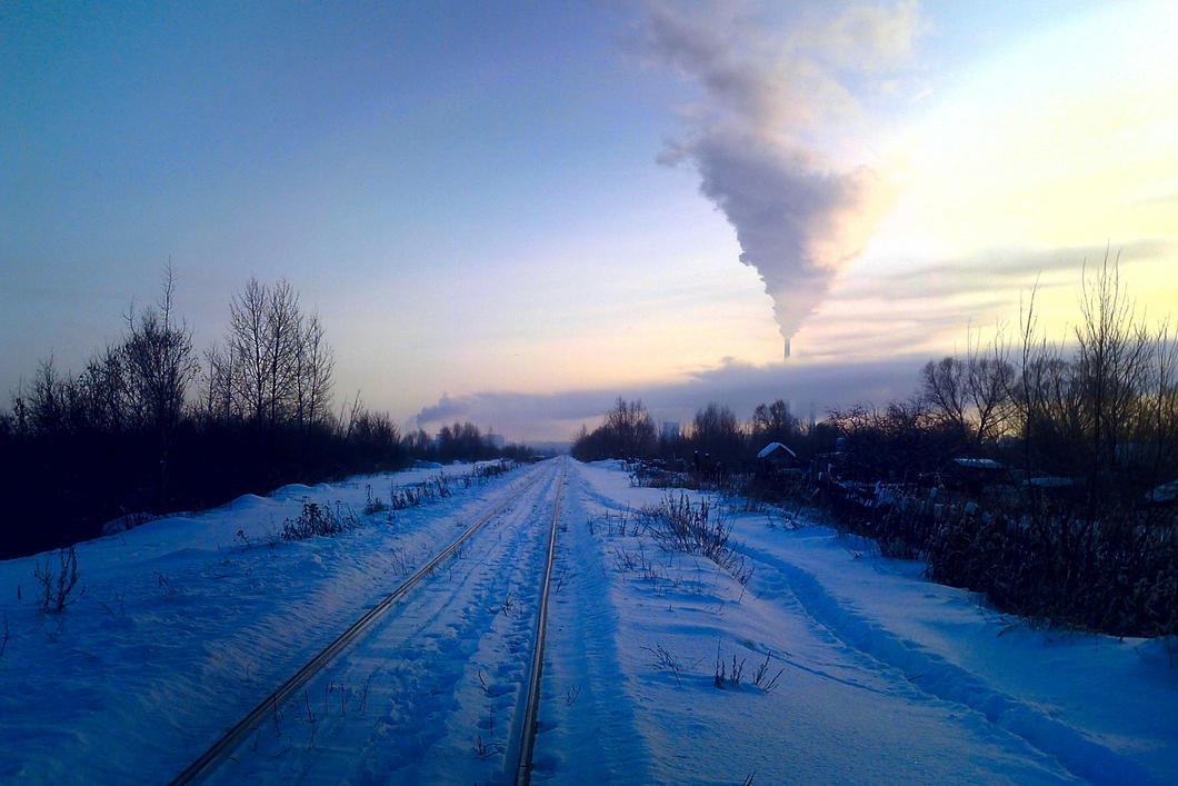 Railroad by tonyfrisky