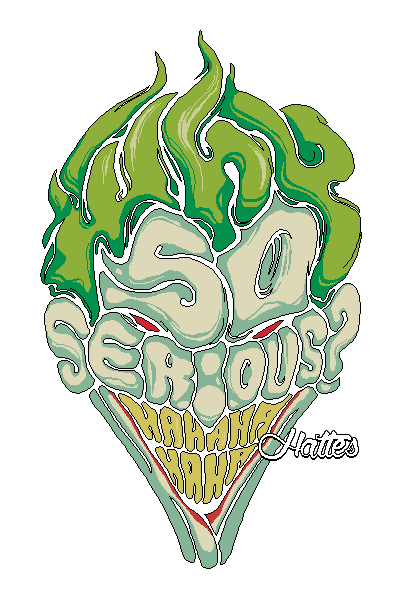 Why So Serious? The Joker - PixelArt by itsHattes on ...  Why So Serious?...