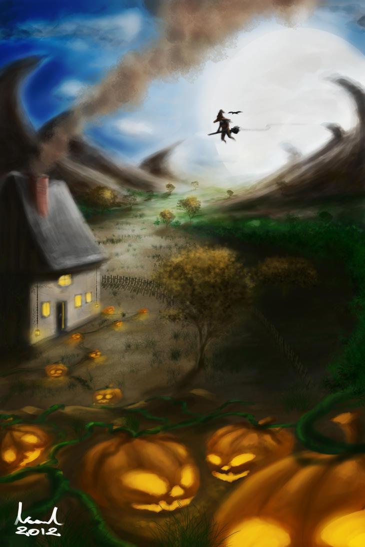 Halloween 2012 by spider071