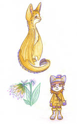 Cat Sketches by toonishdreams