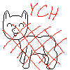 OPEN YCH pony (prices below) by chulipup