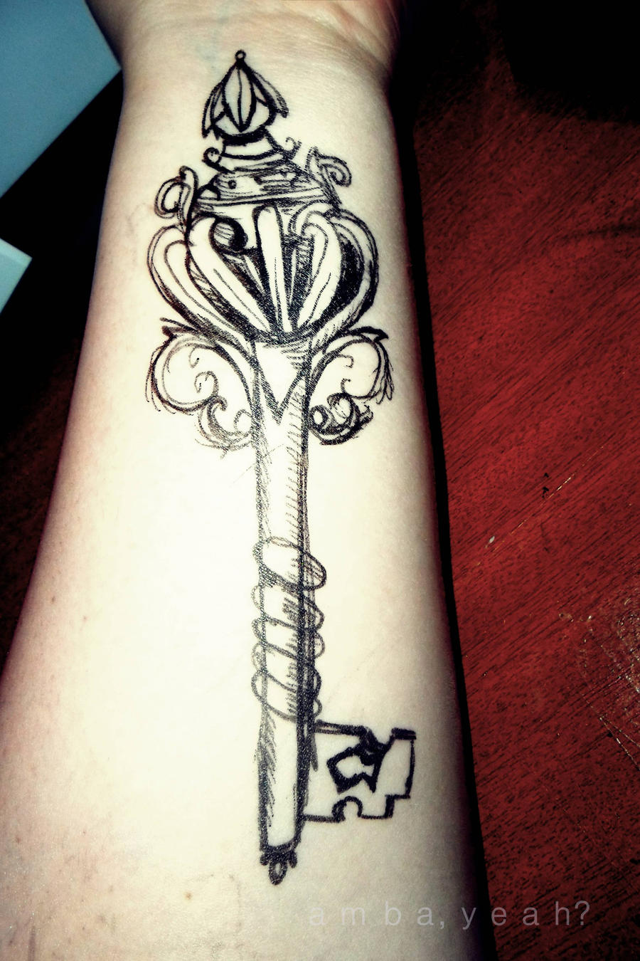 Skeleton Key by Tripptych on DeviantArt