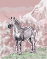 Pearl Unicorn by alexandrabirchmore