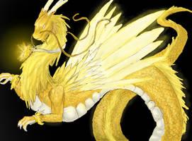 Shounai - Celestial Flame by wispywaffle