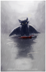 In a rainy world