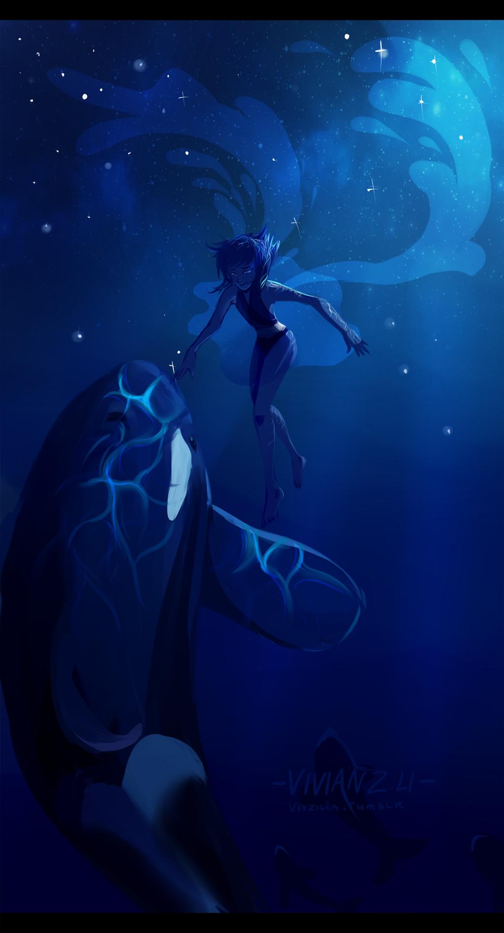 Whalessss by wispywaffle