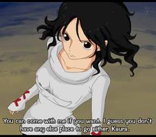 Fake screenshot:. Kaura by xKAURAx