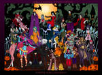 Big Halloween Party Collab
