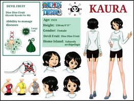OP OC -Kaura by xKAURAx
