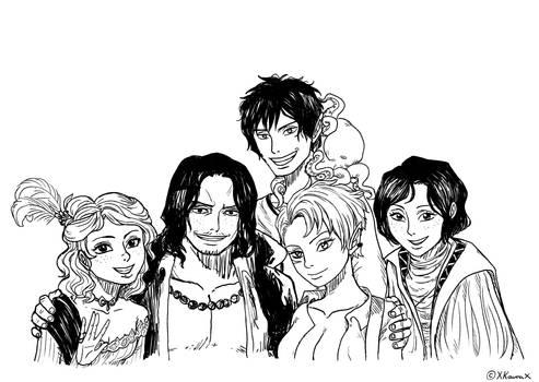 Commission for Beni-kun