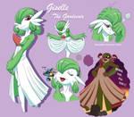 Giselle the Gardevoir