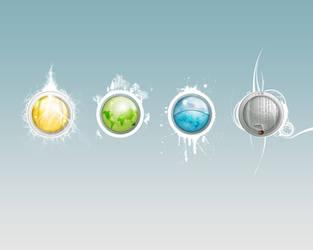 Spheres by Frelon