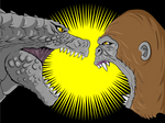 Godzilla vs Kong - Kings