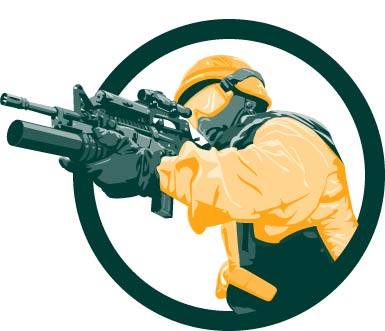 Dragon Army Airsoft logo by HaggisFist on DeviantArt