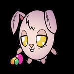 Eggisare Easterbunny by Eggisare
