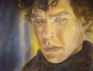 Sherlock 1 by kururu