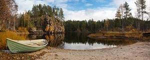 Oulanka National Park by DominikaAniola