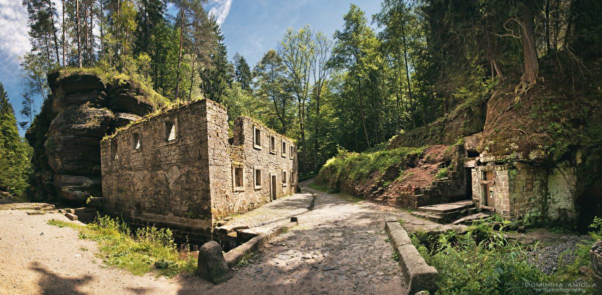 Dolsky Mill by DominikaAniola