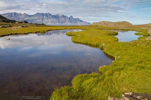 Icelandic Landscape by DominikaAniola