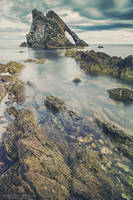 Bow Fiddle Rock by DominikaAniola
