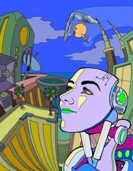The Utopian by CartoonEtiquette
