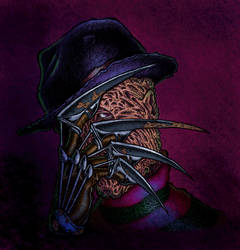 Freddy Krueger by CartoonEtiquette