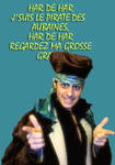 Pirate Des Aubaines Poster