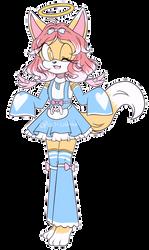 Foxy angel - adopt by Pan-cakuu