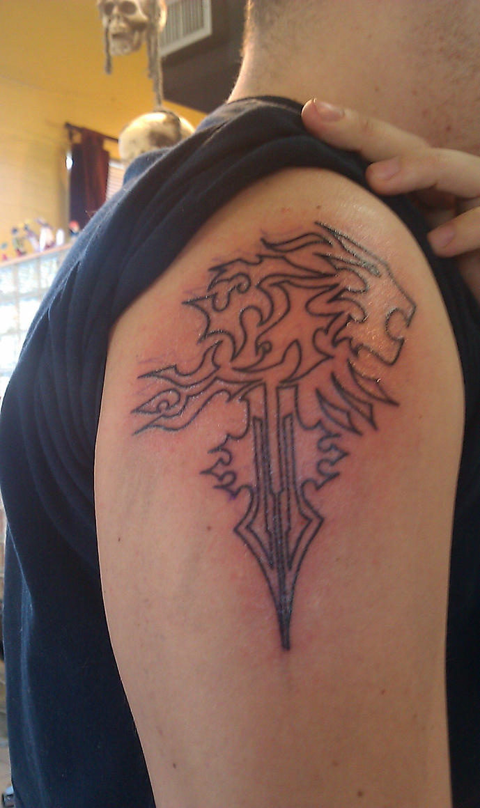 Final Fantasy 10 Tattoo