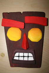 Aku Aku Mask by Bnxtd