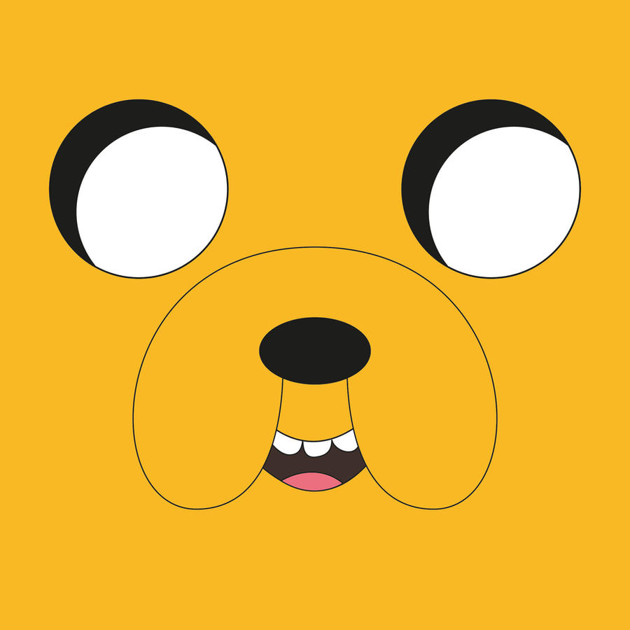 Jake The Dog by Bnxtd