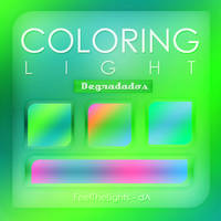 Coloring Light - Degradados