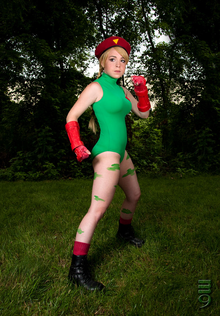Cammy: Defense by ToxicRainbowsx
