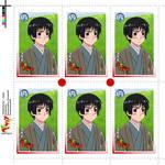 Hetalia Stamps - Japan