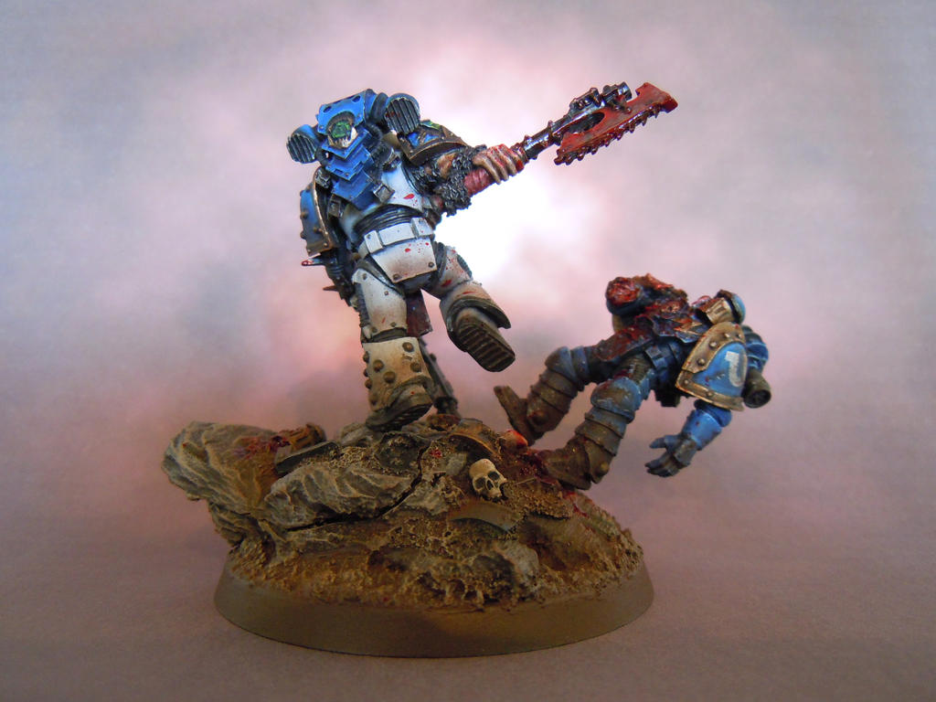 Kharn the Bloody - Forgeworld Horus Heresy by IronKobra on ...