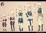 Naruto OC Timeline - Odoroki Jun
