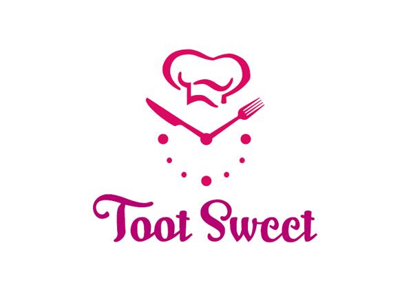 Toot Sweet Logo Design