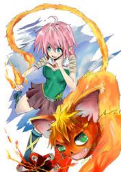 Neko Flame
