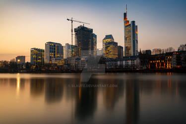 Frankfurt Skyline I