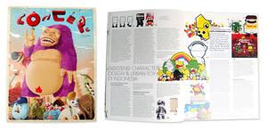 Concept Magazine by theyellowdino